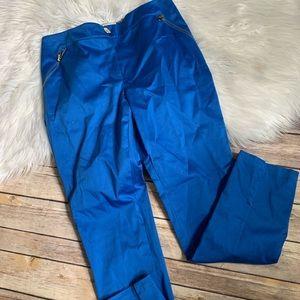 Ted Baker cobalt blue anklets